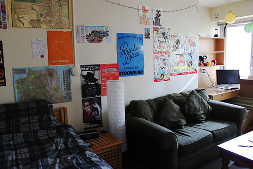 Junior Year Dorm Décor | by Matt Nazario-Miller