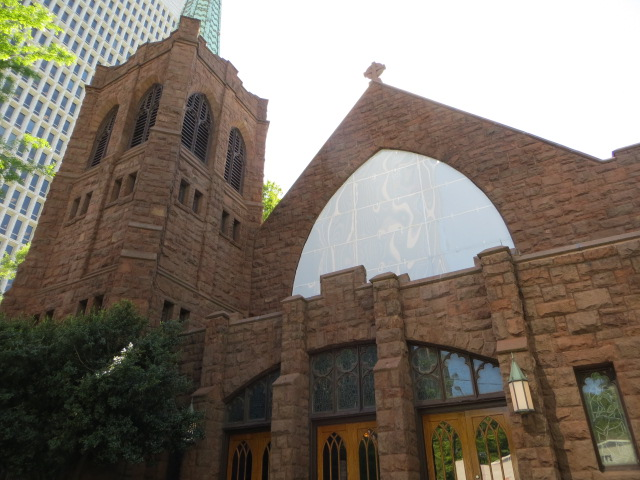 All Saints Episcopal in Downtown Atlanta