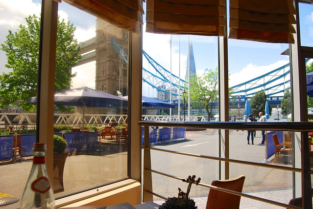 Tower Brasserie View