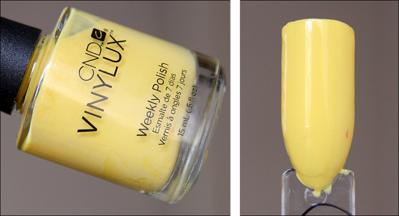 CND bicycle yellow swatch