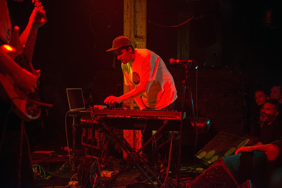 BADBADNOTGOOD @ XOYO, London 06/05/14