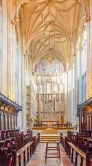 Christchurch Priory, Dorset - The Great Choir