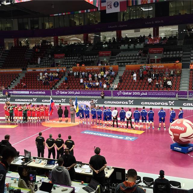 liveitwinit #q2015 #qatar #doha #Duhail #BIHvsRUS #sports… | Flickr