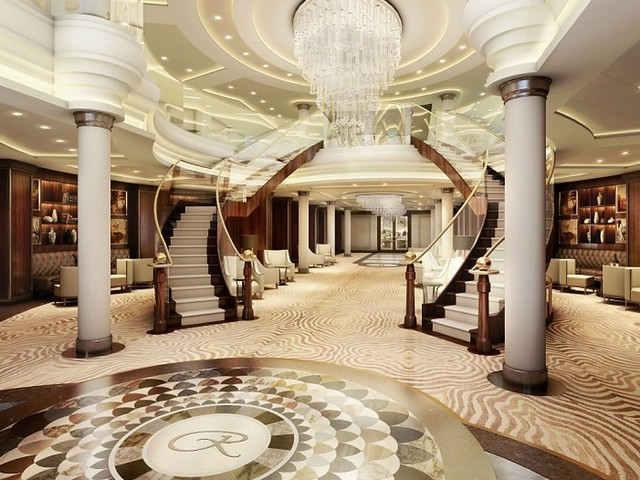 Strong demand for 'most luxurious cruise ship ever'