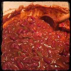 #CucinaDelloZio - #Homemade #BakedBeans - SPICY!