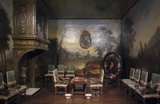 Dolls' House of Petronella Oortman, Amsterdam, c 1686-1710