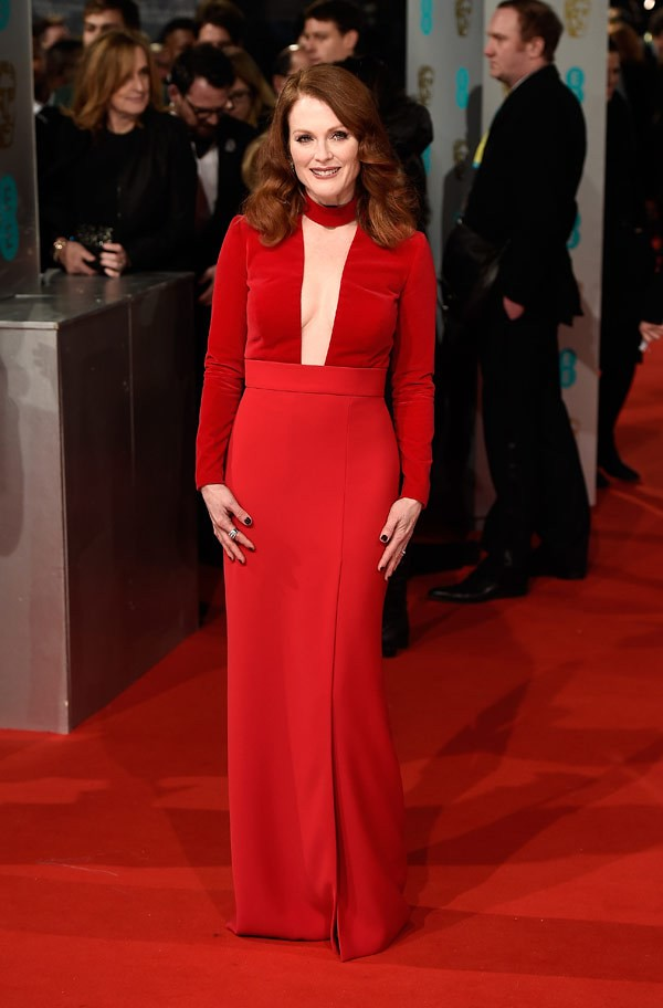 bafta julianne