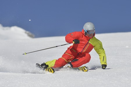 Tři týdny s lyžemi Salomon X–RACE