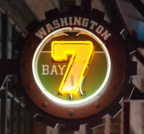 Bay 7 at American Tobacco