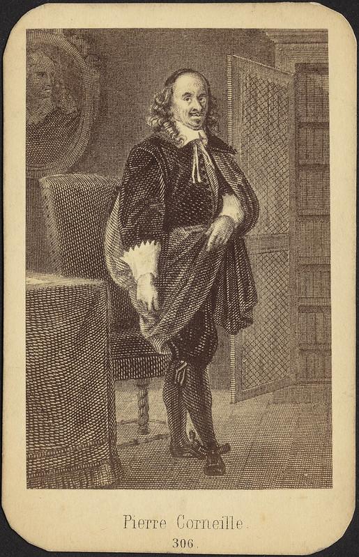 Pierre Corneille [front]
