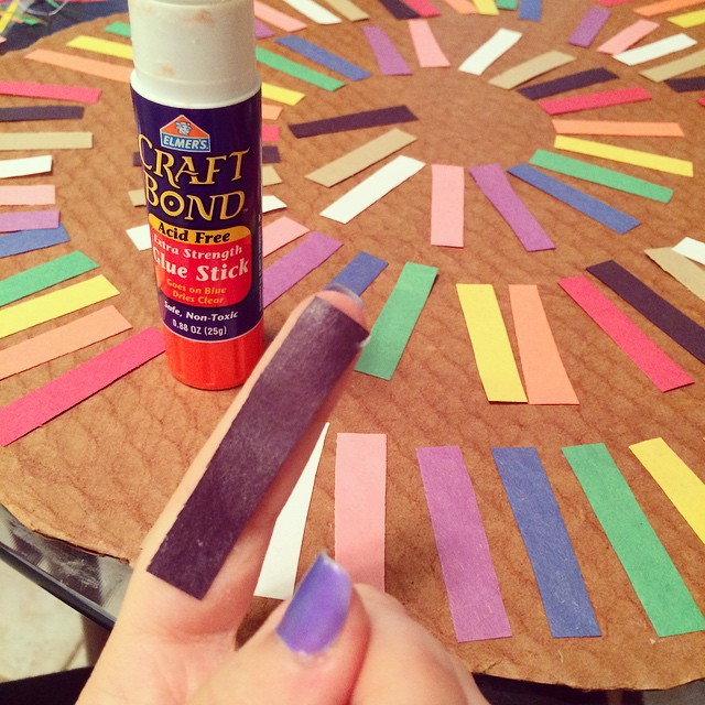 Glue sticks are actually made of the devil. #notacrafter #parenting #momproblems