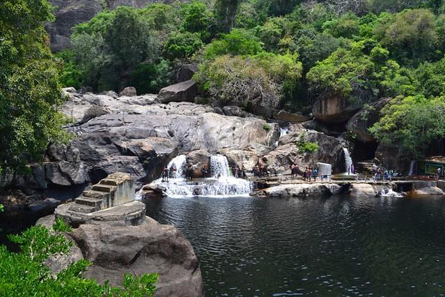 Manimuthar Falls, KMTR
