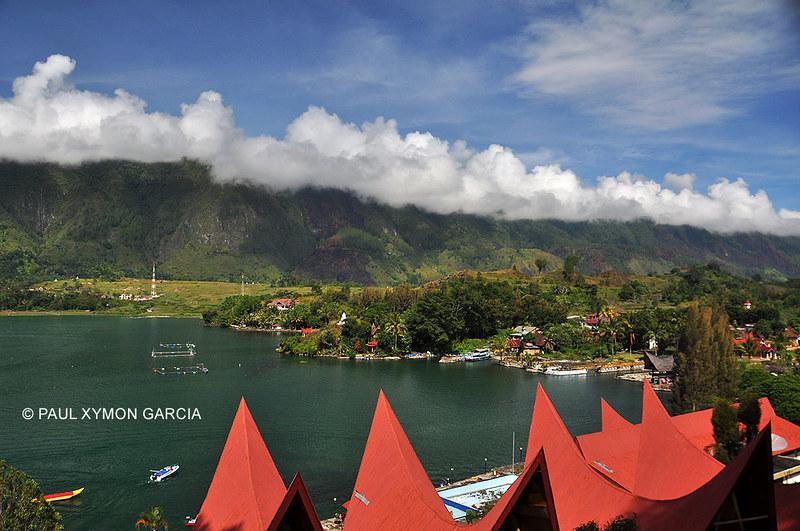 Lake Toba, Sumatra, Indonesia