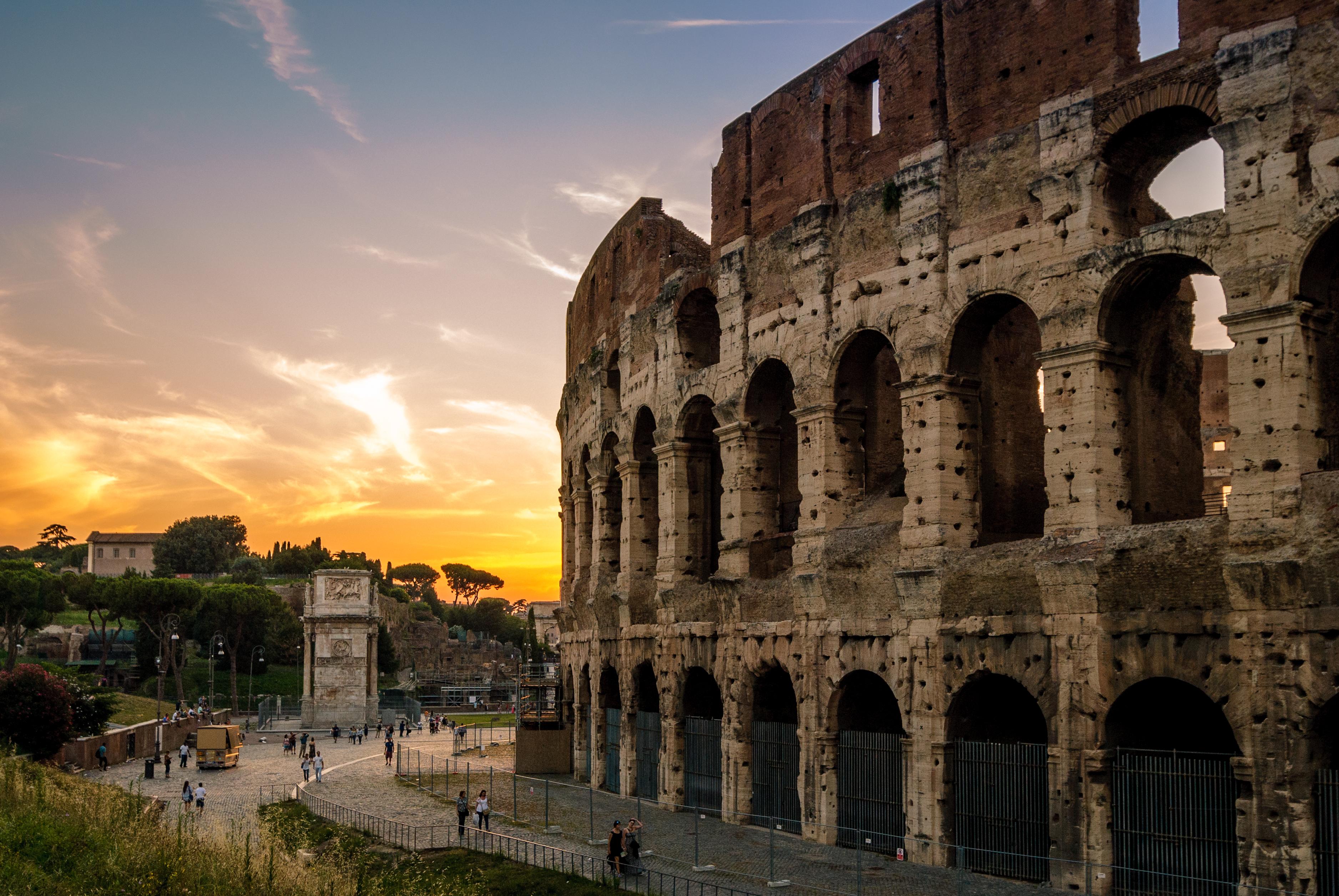 Как сэкономить на поездке в Рим?