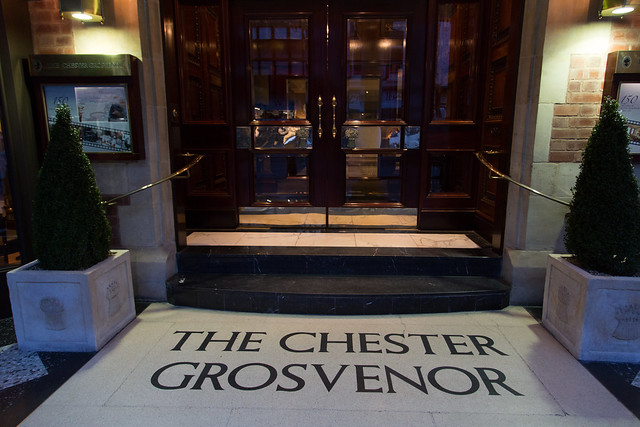 The Chester Grosvenor #cx2britain