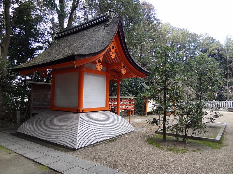 荒見神社(Arami-jinja Shrine) / 御霊社(裏)