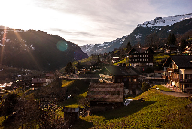 Grindelwald, Switzerland, 2010