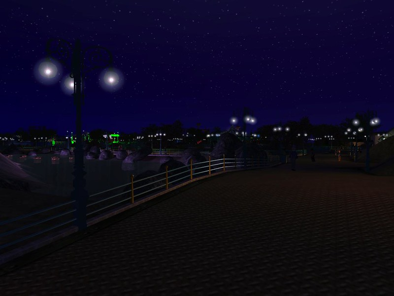 Miramar Park - Night