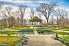 The Public Gardens Halifax by Isaac M. (Halifax)