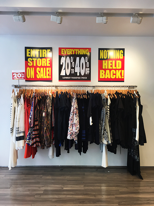 d821e4ac88a8c Trendy, hip fashion retailer Scoop NYC is shuttering after two decades in  the fashion retail business. The sad announcement broke earlier this month,  ...