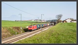 BR185, Hörafing, 01.Apr 2014