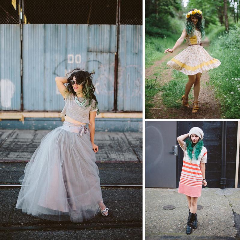 9 Fashion Bloggers With a Unique Sense of Style   Elizabeth - Delightfully Tacky