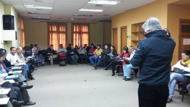 Ampliado Nacional de Dirigentes AFSAG en Santiago - 14 Mayo 2016