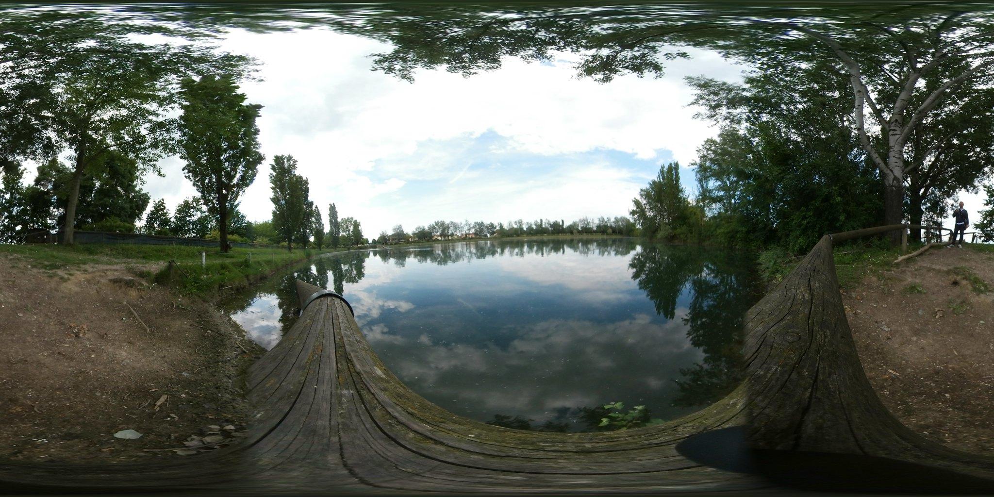 Foto scattata con Samsung Gear 360