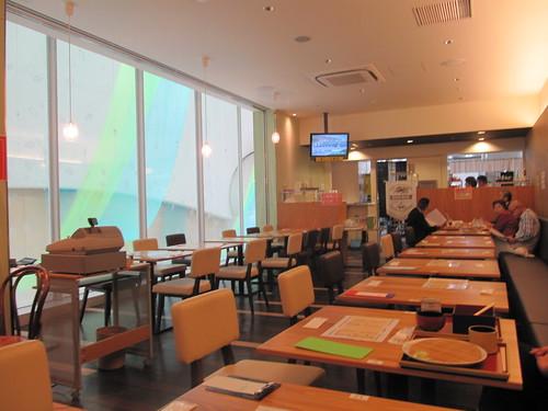 函館競馬場のレストランいちい