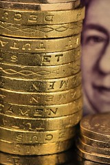 KEEPING EYE ON THE POUND