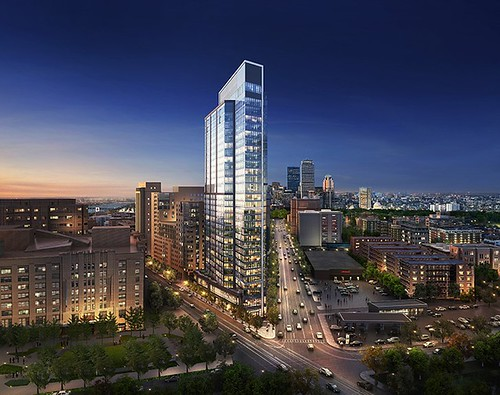 Pierce Boston Renderings
