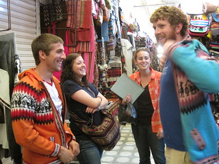 Shop for local handicrafts at the La Cancha Market in the city - Things to do in Cochabamba