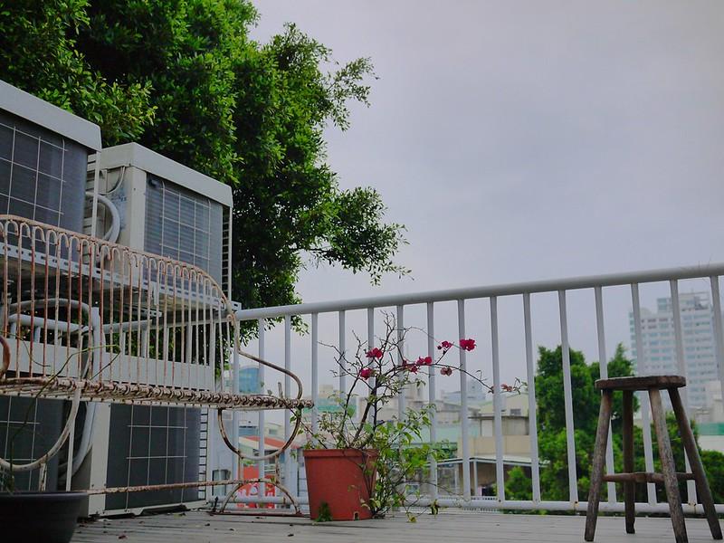 木子 五樓露臺