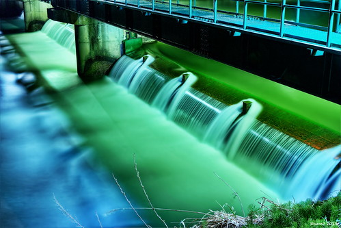 HDR Photo: Flow of the water