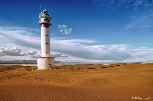 Faro del Delta de l´Ebre