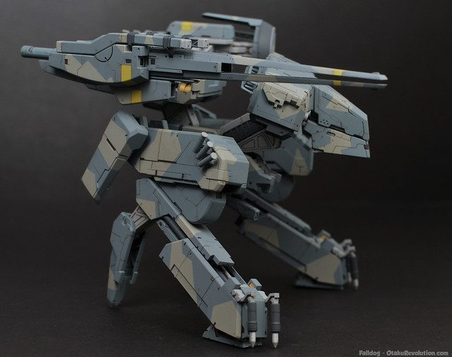 Metal Gear REX - Fin 7