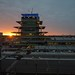 The sun rises over IMS