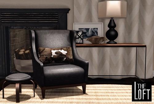 Canson Armchair