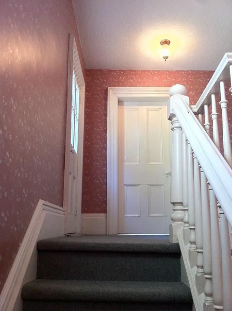 main staircase landing