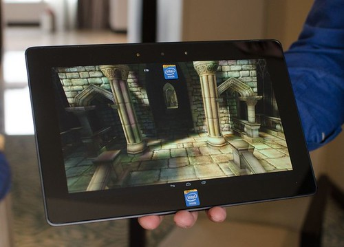 Intel Atom Bay Trail-T tablette de référence