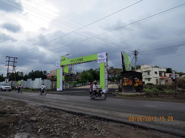 Visit Mont Vert Belbrook 2 bhk 2.5 bhk 3 bhk flats at Bhugaon Pune 411042