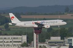 Belle Air Europe Airbus A320-214; EI-LIS@ZRH;08.06.2013/709ao