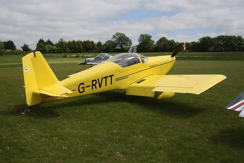 G-RVTT Van's RV-7 Popham