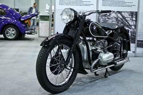 Honda и BMW создают подключенный мотоцикл