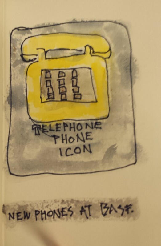 Telephone Phone Icon