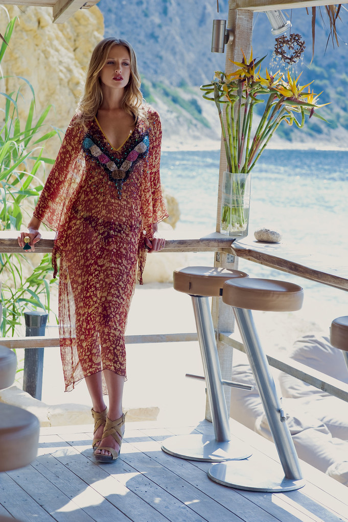 Ibiza style watch: Luxe ladies who lunch