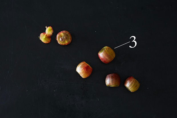 How to Prep Gooseberries, from Food52
