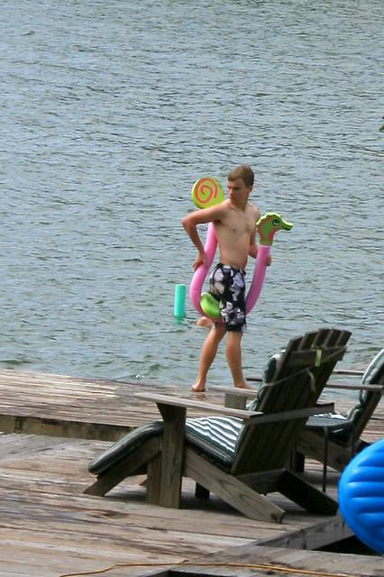 Chill at the Lake