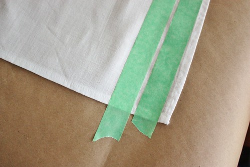 hand-painted-vintage-striped-linen-tea-towels