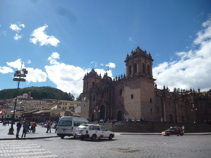 I had to travel from Ollantaytamnbo to Cusco and back for one ticket